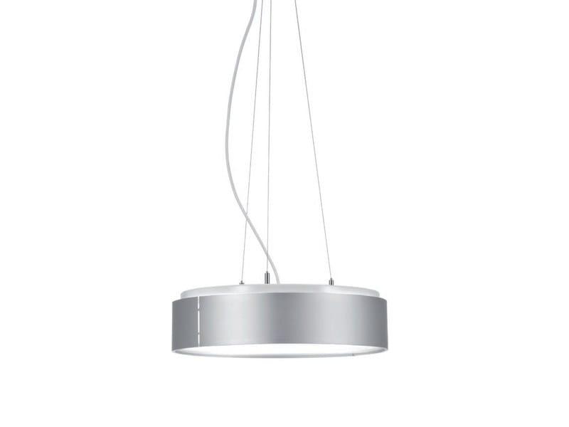 Aluminium pendant lamp ALLRIGHT | Pendant lamp - ZERO