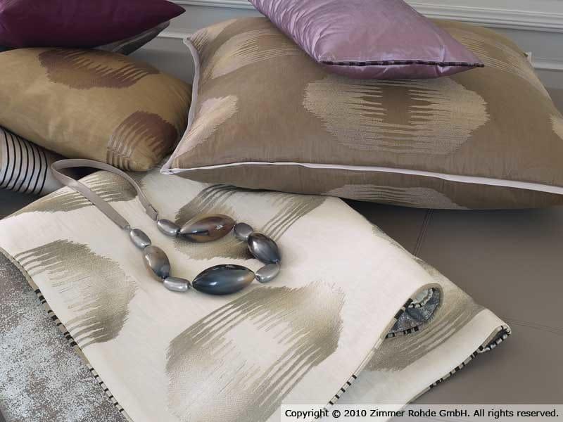 Linen upholstery fabric SAMOA - Zimmer + Rohde