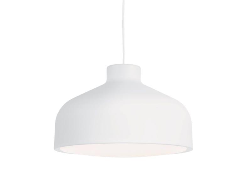 Aluminium pendant lamp LENS | Pendant lamp by ZERO