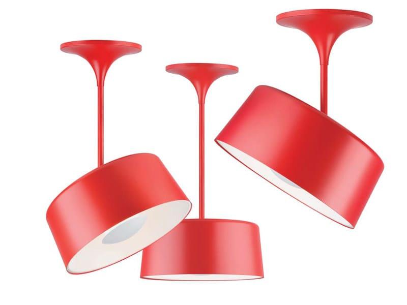 Aluminium pendant lamp BEAM | Pendant lamp - ZERO