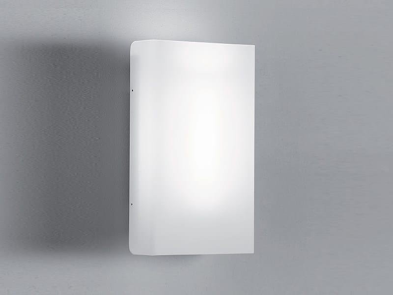 Glass wall lamp BOX ONE - ZERO