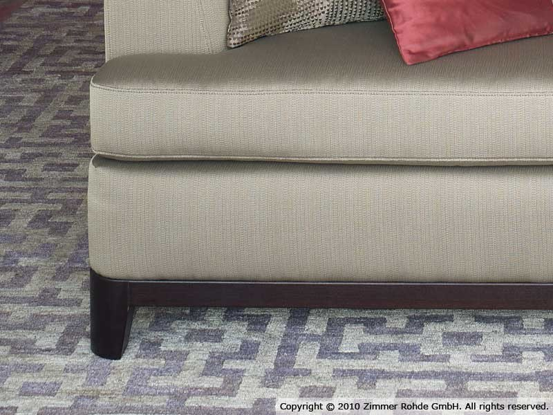Cotton upholstery fabric MEMO - Zimmer + Rohde