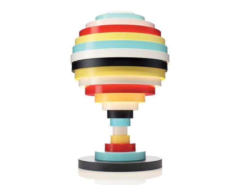 Steel table lamp PXL | Table lamp - ZERO