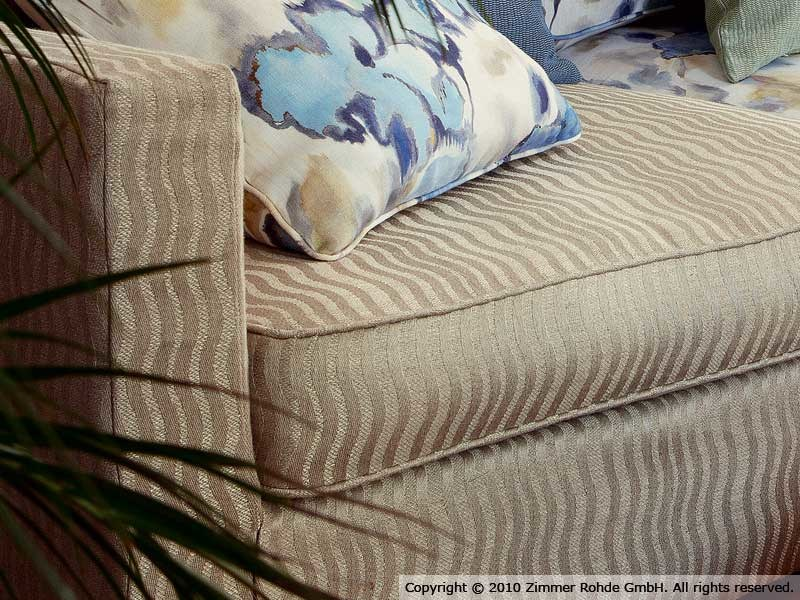 Cotton upholstery fabric MARQUISES - Zimmer + Rohde