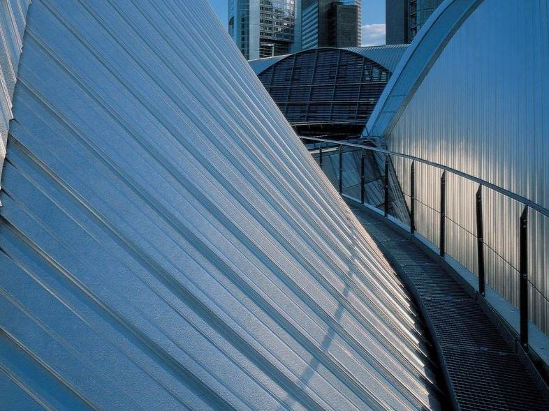 Metal sheet and panel for roof PROFILES - KALZIP® - Gruppo Tata Steel Europe