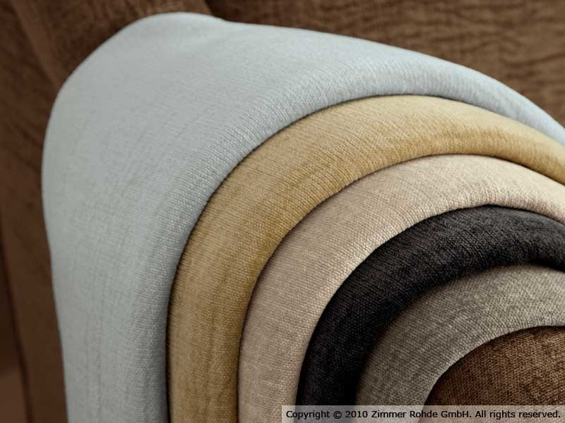Cotton upholstery fabric SAHARA by Zimmer + Rohde