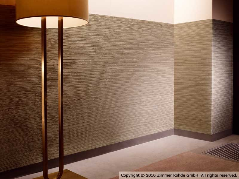 Tessuto per pareti sediments by zimmer rohde - Telas para tapizar paredes ...