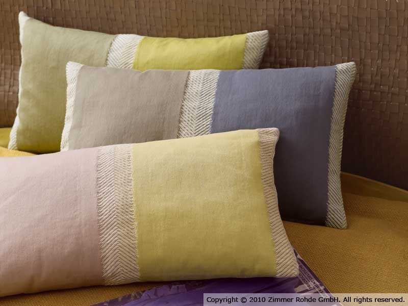 Cotton fabric CUBA by Zimmer + Rohde