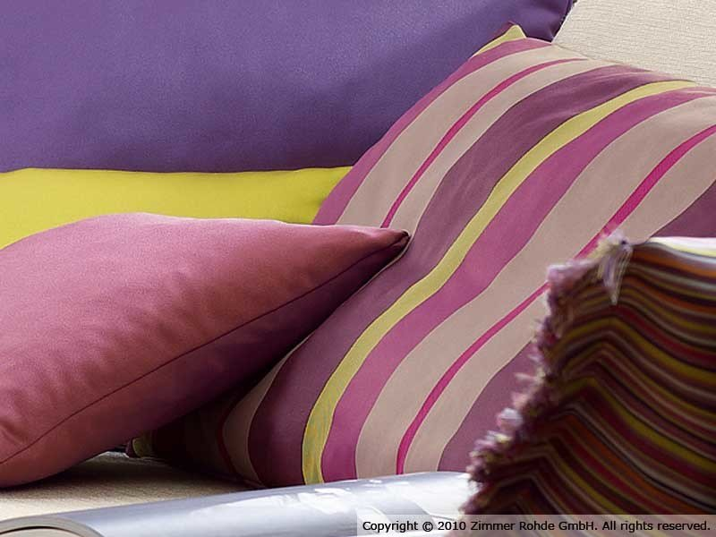 Polyester upholstery fabric ACCORDO by Zimmer + Rohde