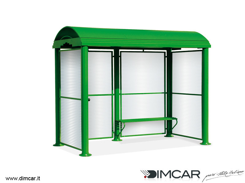 Porch for bus stop Pensilina Olimpo - DIMCAR