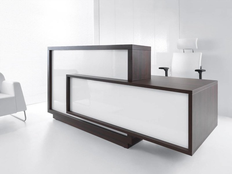 Reception desk FORO - MDD