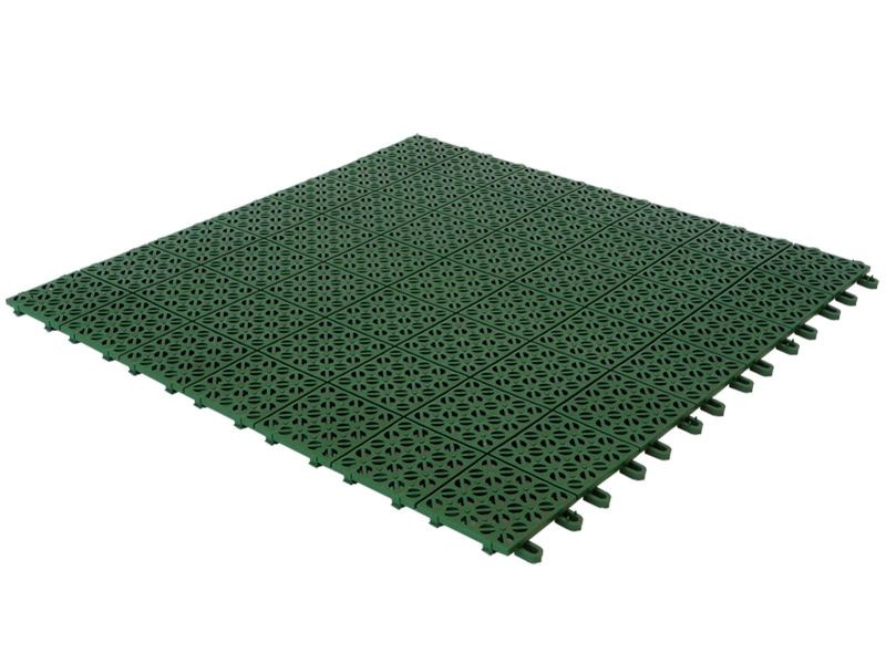 Plastic Outdoor floor tiles MULTIPLATE - PONTAROLO ENGINEERING