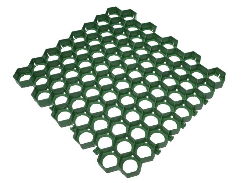 Grass mesh PRATEX - PONTAROLO ENGINEERING