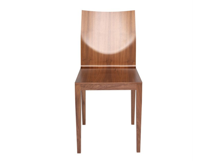 Ergonomic wooden chair CAPPL | Chair - KFF