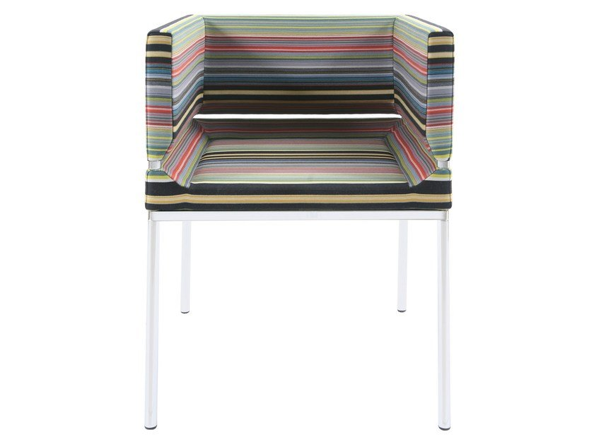 Upholstered fabric easy chair FM | Fabric easy chair - KFF