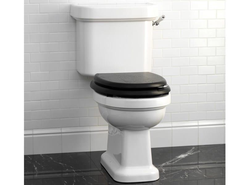 Close coupled ceramic toilet BLUES | Close coupled toilet - Devon&Devon