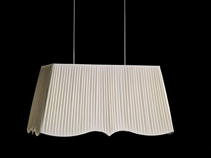 Fabric pendant lamp NOTTURNO 2 - Devon&Devon