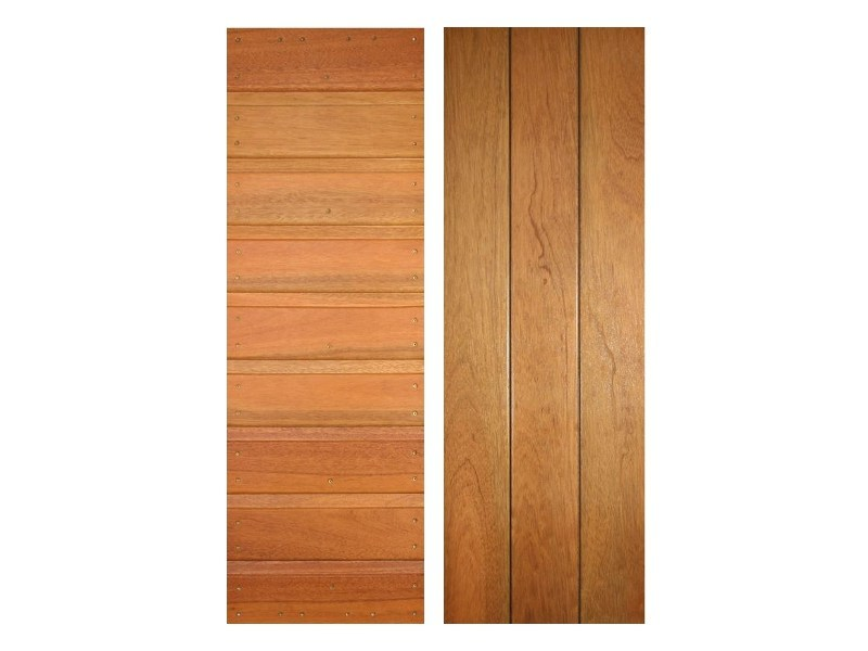 Meranti clear Walnut finishing