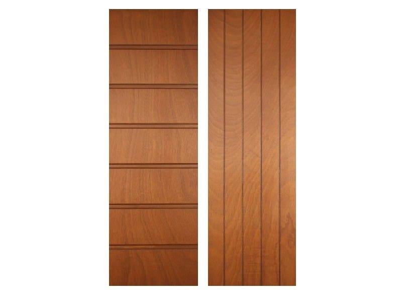Scuri in legno okoum by pavanello for Scuri in legno prezzi online