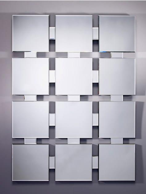 Rectangular mirror TWELVE - DEKNUDT MIRRORS