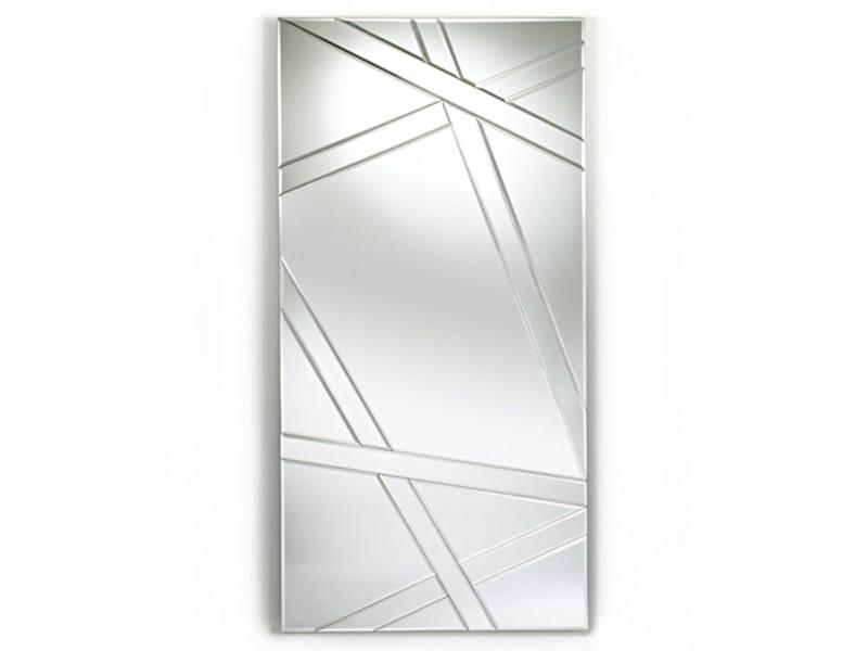 Rectangular mirror NEST - DEKNUDT MIRRORS