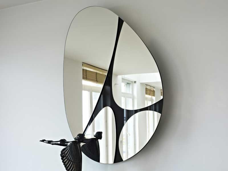 Mirror PEBBLES - DEKNUDT MIRRORS