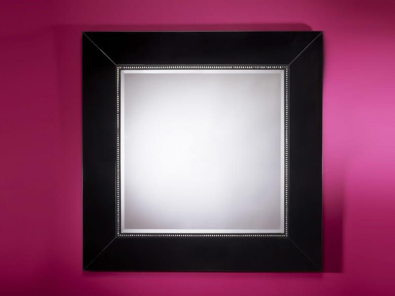 Espejo cuadrado con marco favola square colecci n favola for Espejos cuadrados