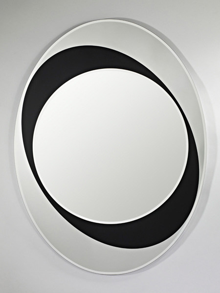 Oval mirror SPHERE - DEKNUDT MIRRORS
