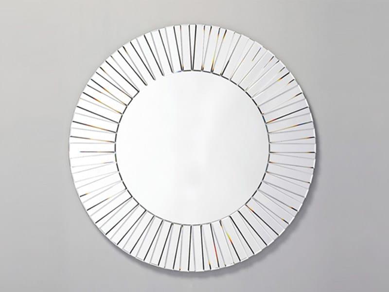 Round mirror SUNNY - DEKNUDT MIRRORS