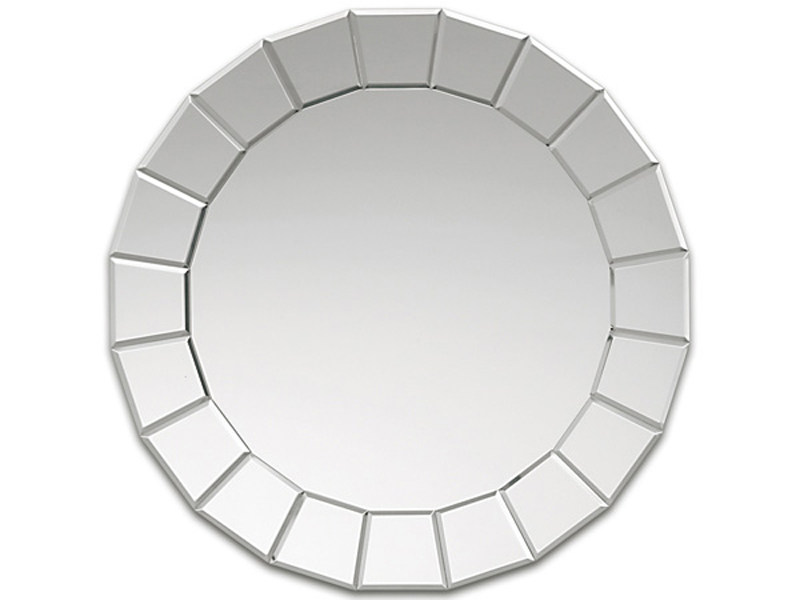 Round mirror FIORI - DEKNUDT MIRRORS