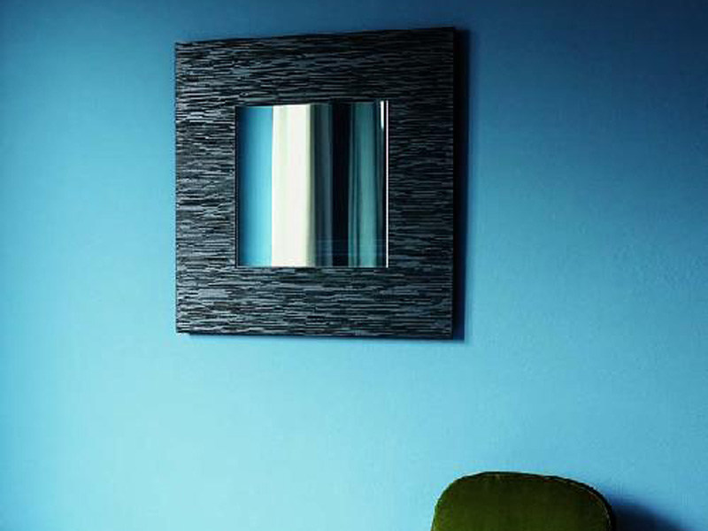 Miroir rectangulaire avec cadre cnd700 collection cnd by for Miroir rectangulaire design