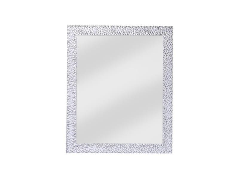 Framed rectangular mirror OSLO SMALL - DEKNUDT MIRRORS