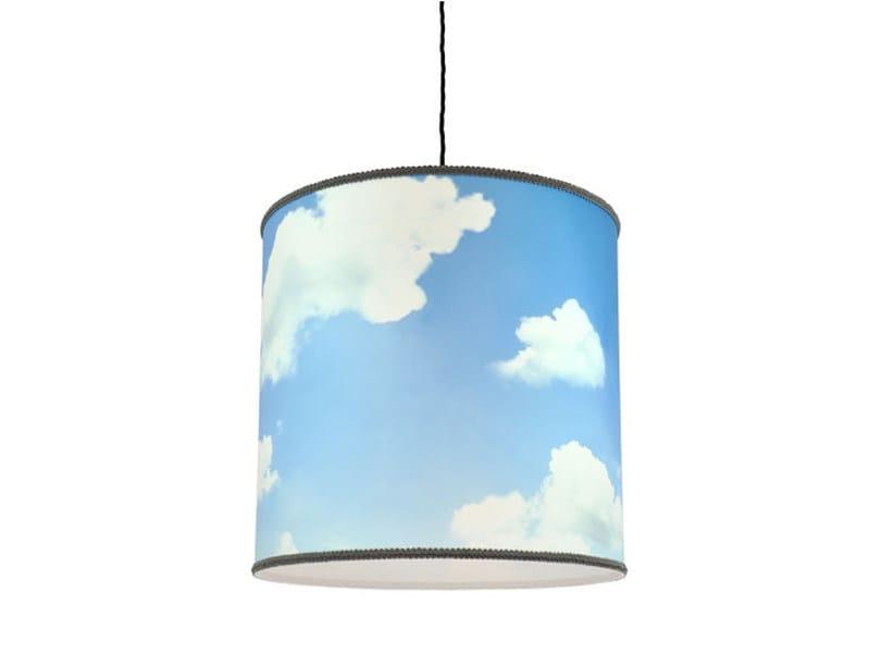 Handmade pendant lamp BLUE SKY SHADE - Mineheart