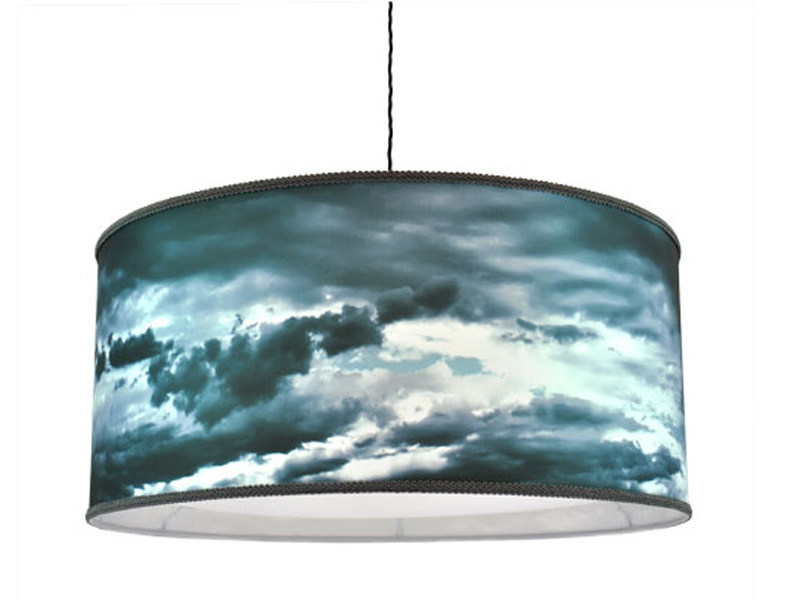 Handmade pendant lamp STORMY SHADE - Mineheart