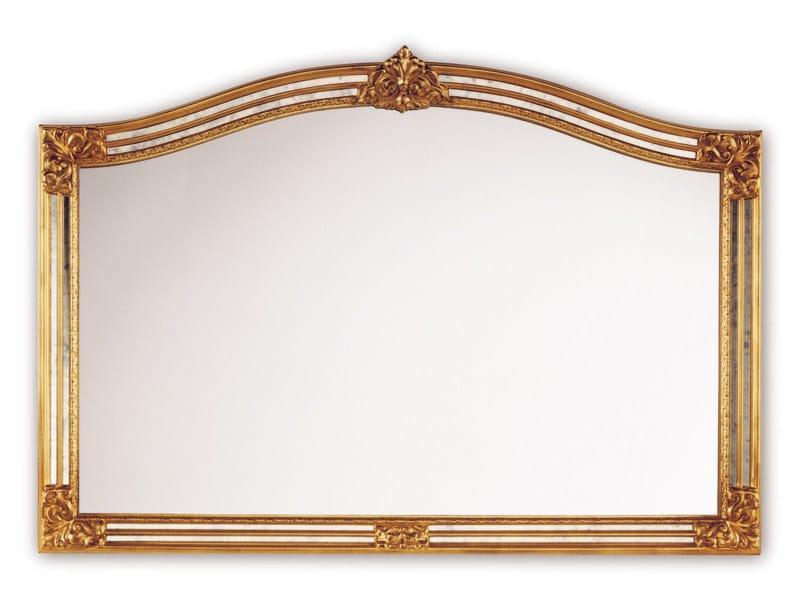 Framed rectangular mirror LEGEND - DEKNUDT MIRRORS