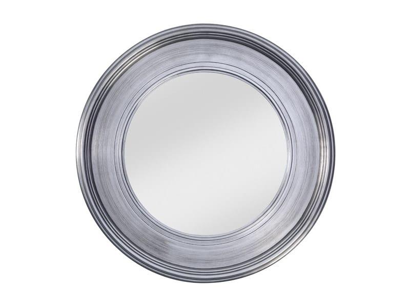 Framed round mirror CLASSIC ROUND - DEKNUDT MIRRORS