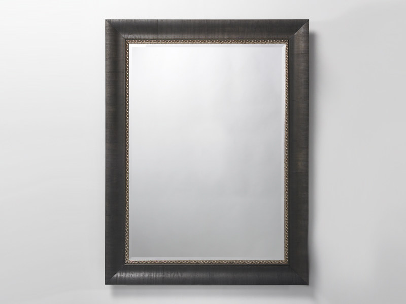 Framed rectangular mirror BOLOGNA - DEKNUDT MIRRORS