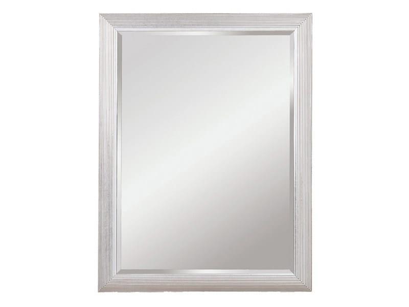 Framed rectangular mirror ATHENS - DEKNUDT MIRRORS