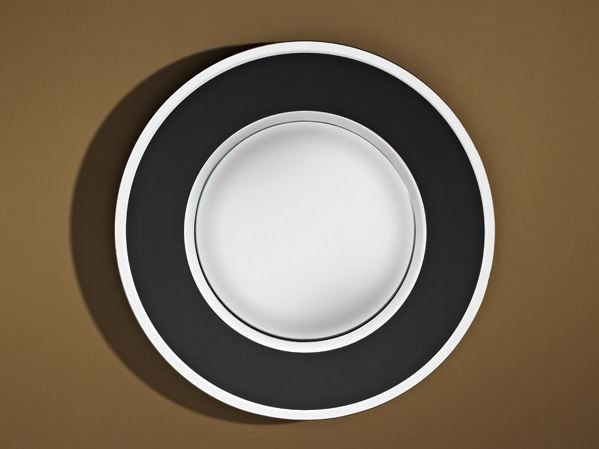 Round mirror SPIA COUTURE - DEKNUDT MIRRORS