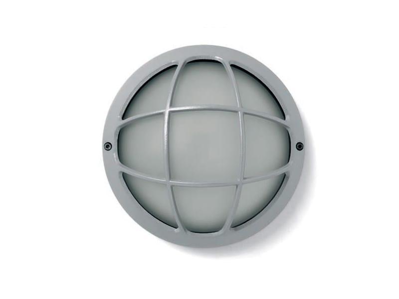 Fluorescent wall lamp SEVILLA by Platek