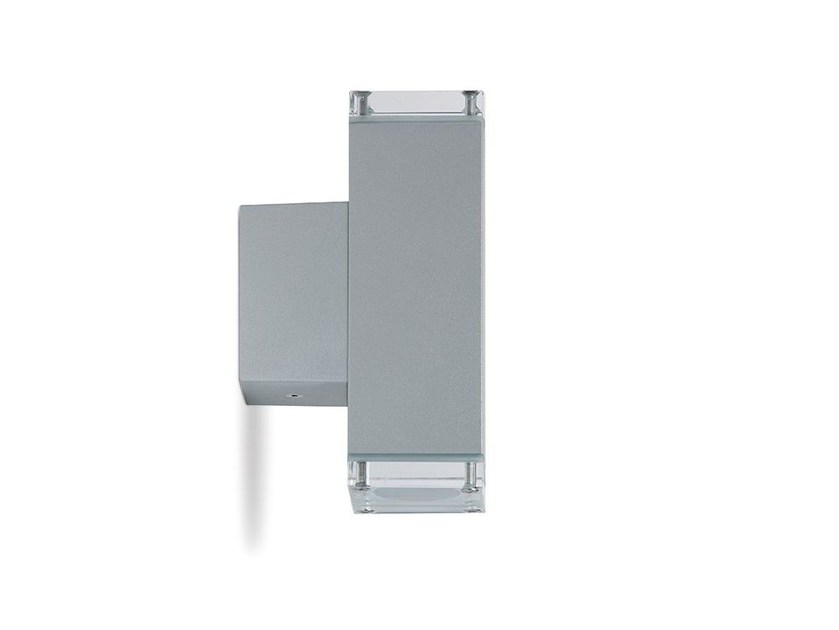 Wall lamp for Public Areas TETRA DECO 75 | Wall lamp - Platek