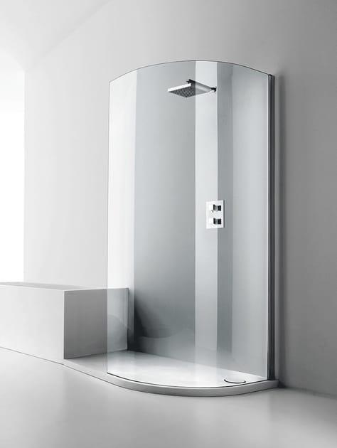 Box doccia con piatto luxor 140 s relax - Box doccia relax ...