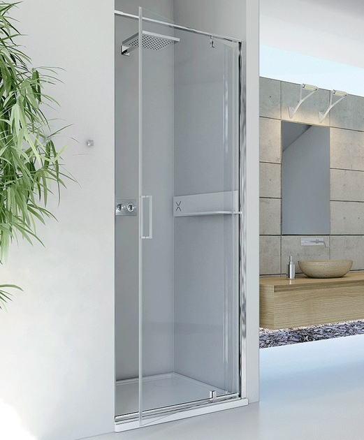 Niche shower cabin KUBIK B1 - RELAX