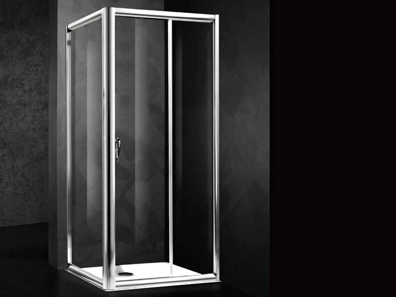 Corner shower cabin LOFT SC1 + F by RELAX