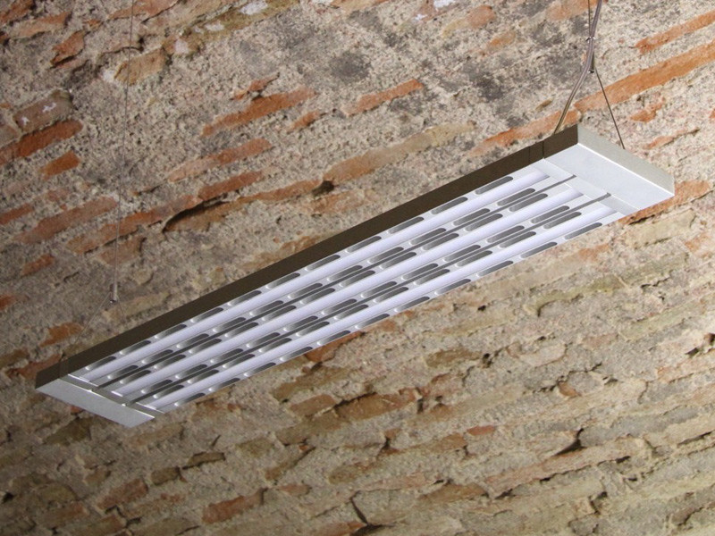 LED pendant lamp PEGASO LED - Tecnoilluminazione