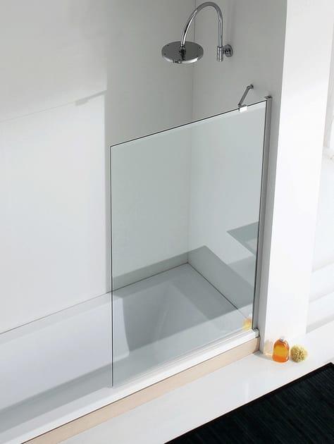 Bathtub wall panel LIGHT VF1 - RELAX