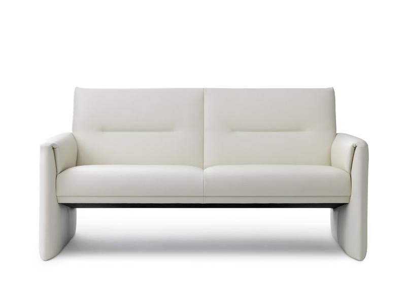 Leather sofa BOAVISTA | Sofa - LEOLUX