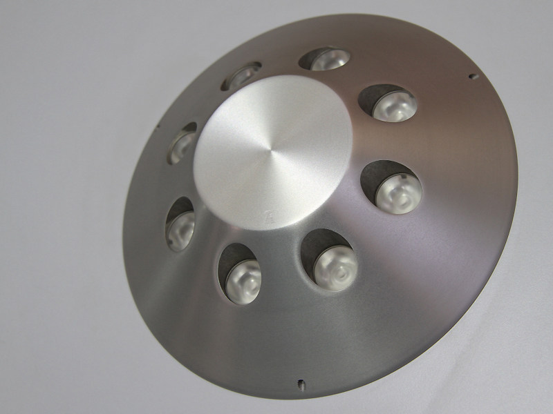 LED aluminium wall lamp ERIDANO LED by Tecnoilluminazione