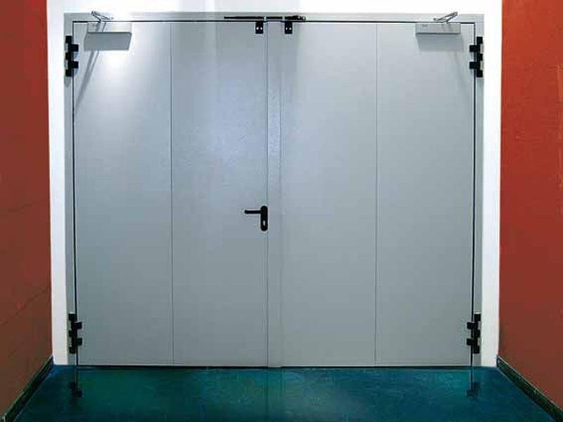 Porta tagliafuoco MAGNUM - NOVOFERM SCHIEVANO