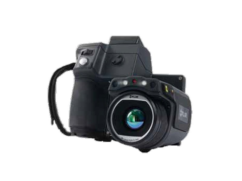 Measurement, control, thermographic and infrared instruments FLIR T640bx - T620bx - FLIR Systems